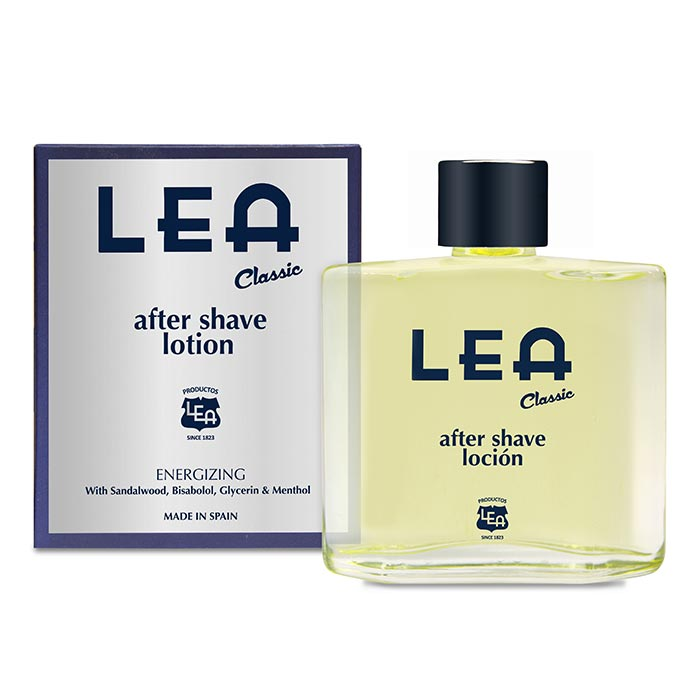 Lea Classic After Shave Lotion | Agent Shave