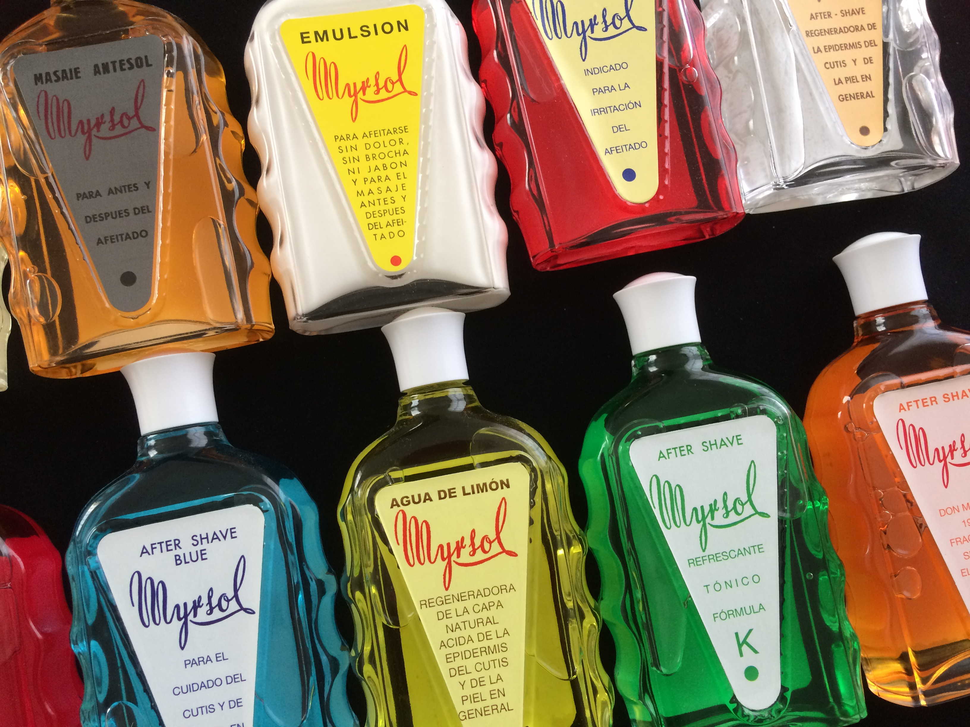 Myrsol Aftershave | Agent Shave